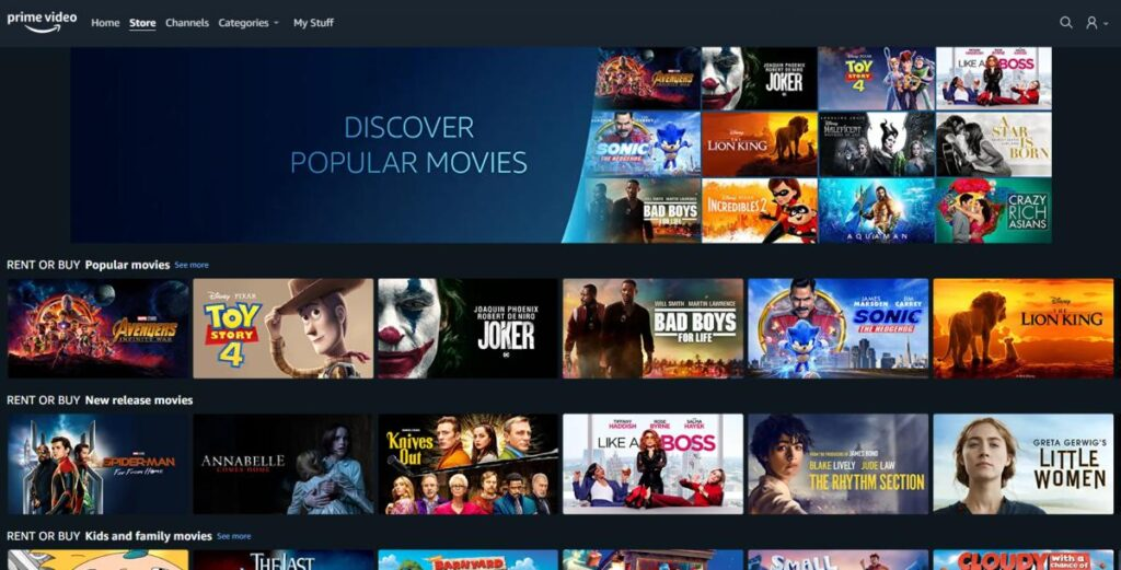 Cost To Develop a Live Video Streaming Apps like Amazon Prime video
