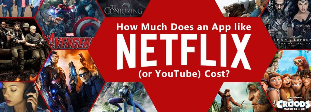 Cost To Develop a Live Video Streaming Apps like Netflix