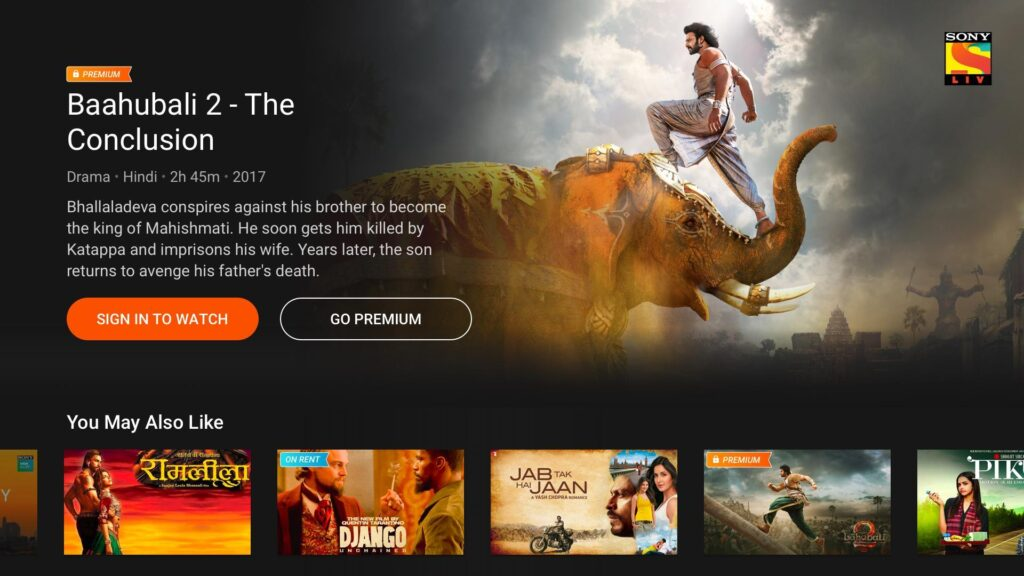 Cost To Develop a Live Video Streaming Apps like SonyLiv