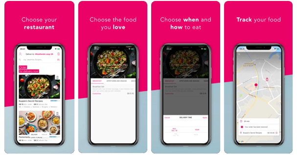 Cost to Develop Food Delivery Apps Like Foodpanda