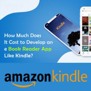 Kindle-app-development-cost