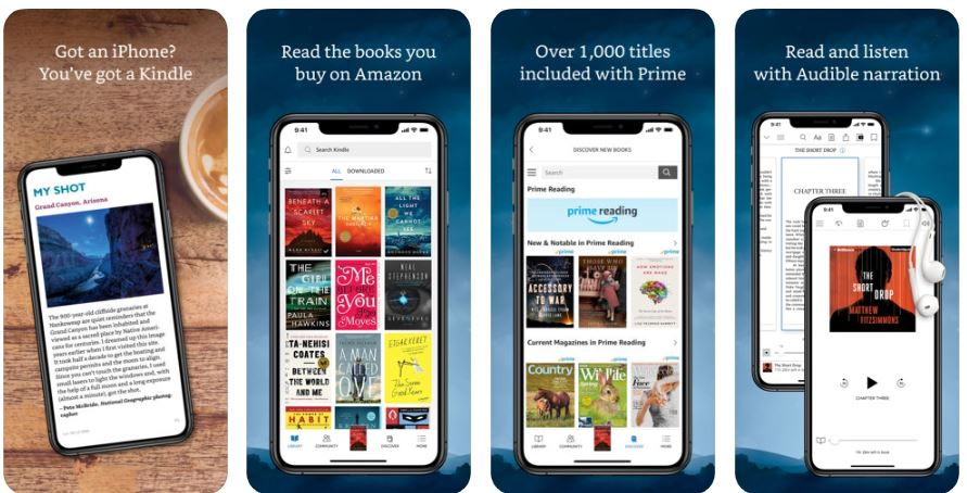 Kindle app development cost