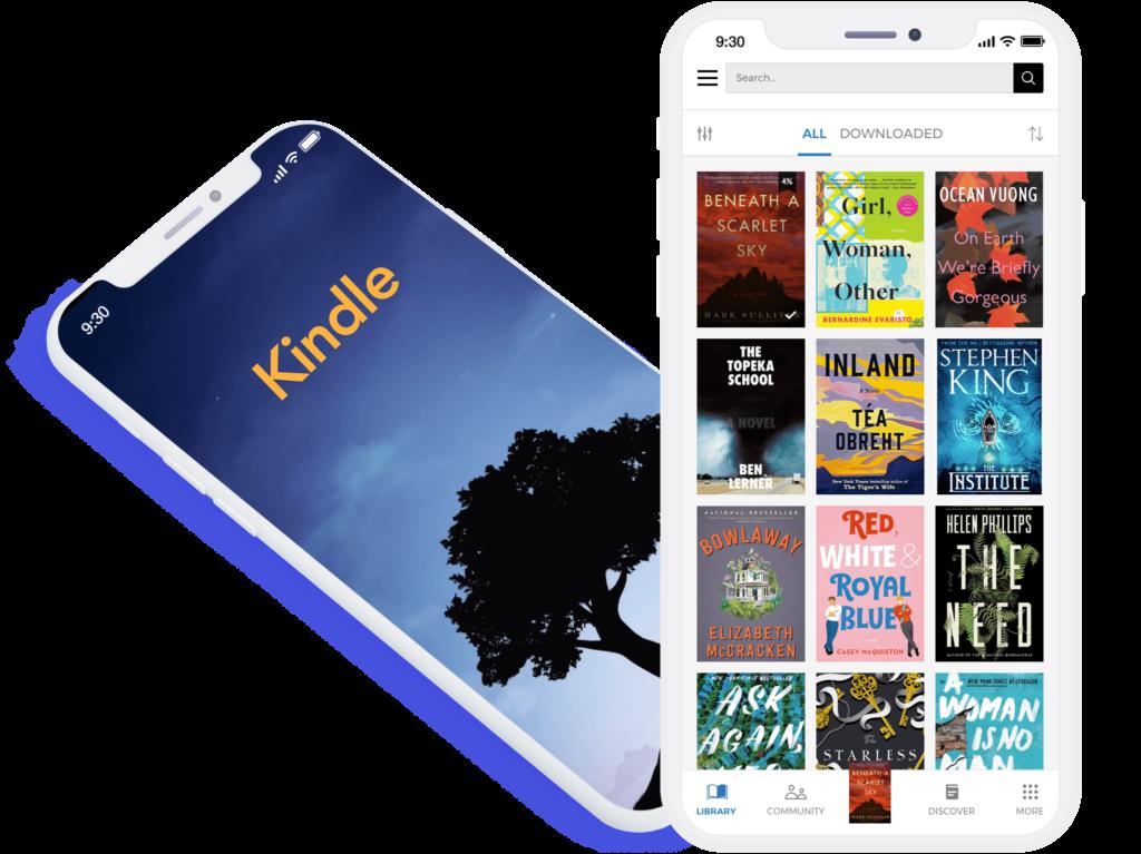 Kindle-ebook-app development-cost