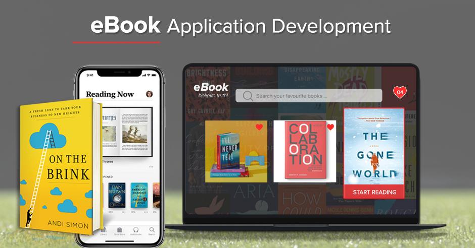Kindle-like eBook Application Development