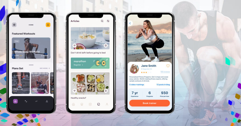 Different-types-of-fitness-apps