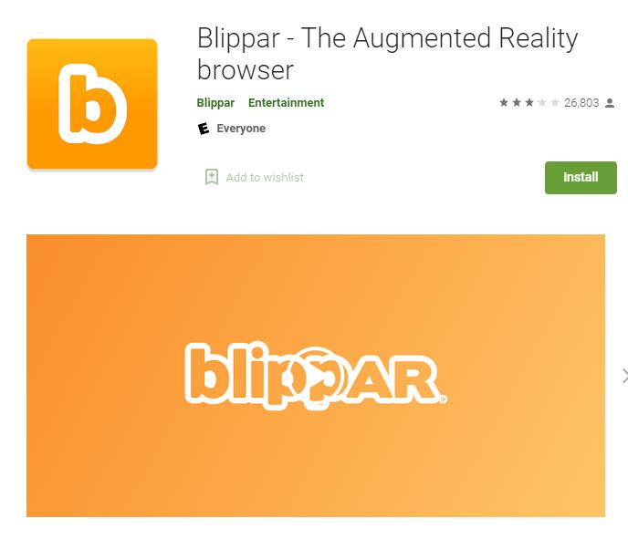 face-recognition-app blipper