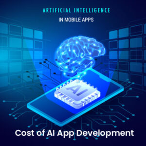 cost of artificial intelligence app development